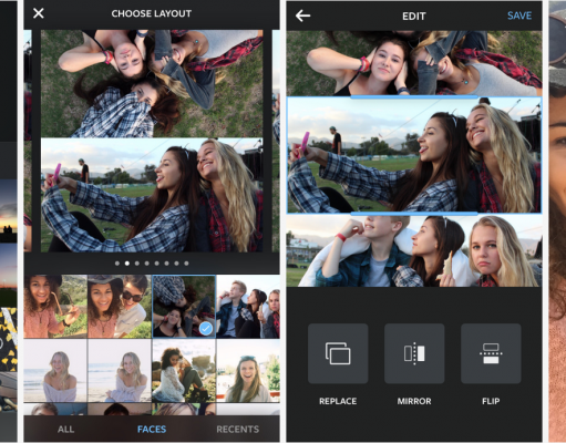 Instagrams nye app 'Layout'