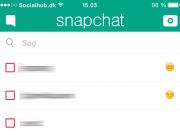 Snapchat emojis