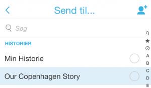 Snapchat - Our Copenhagen Story
